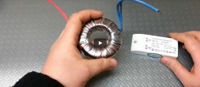 Porównanie transformatorów – toroidalny vs elektroniczny