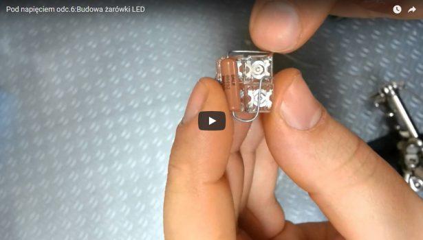 Budowa własnej żarówki LED typu G4