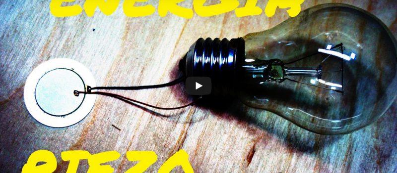 Darmowa energia z blaszki piezoelektrycznej